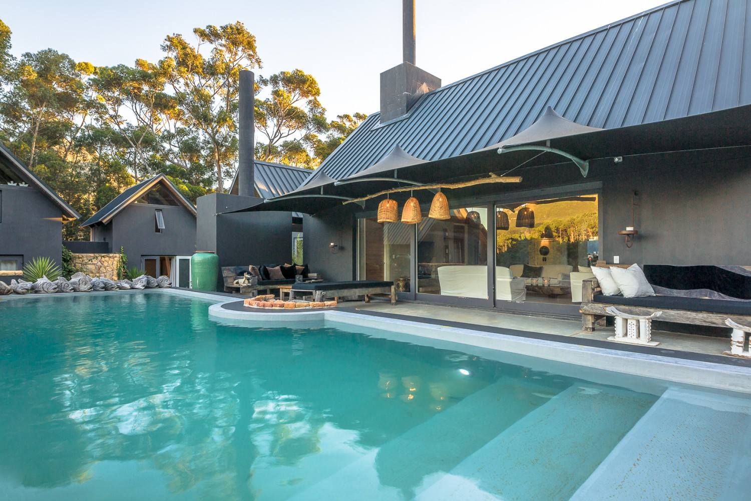 Holiday Villa Farriers Way Hout Bay Self Catering Cape Town Villa Rentals Cape Town